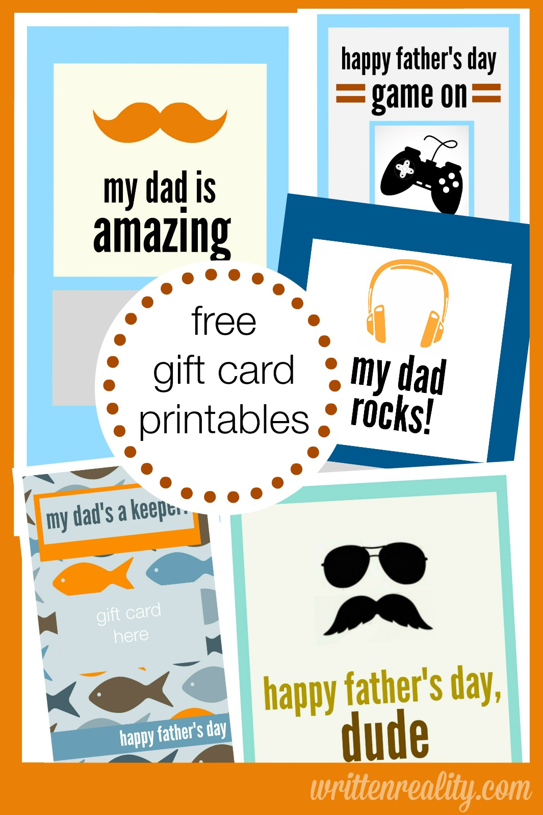 Fun Father S Day Printables