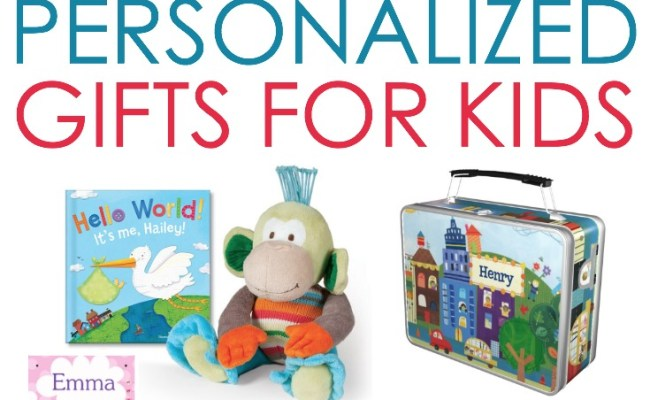 These Personalized Gifts Will Make Christmas Super Special