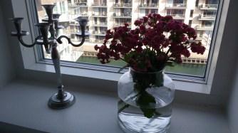 Pretty fresh flowers