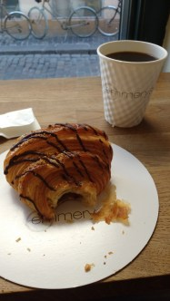 Breakfast: Emmery's seems to be a local chain