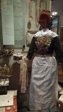 Wedding costume (1700s?)