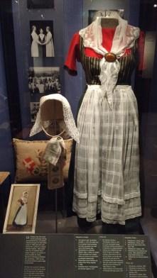 Turn of the 20th century folk costume