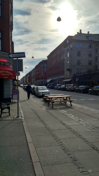 Wandering the streets of Vesterbro