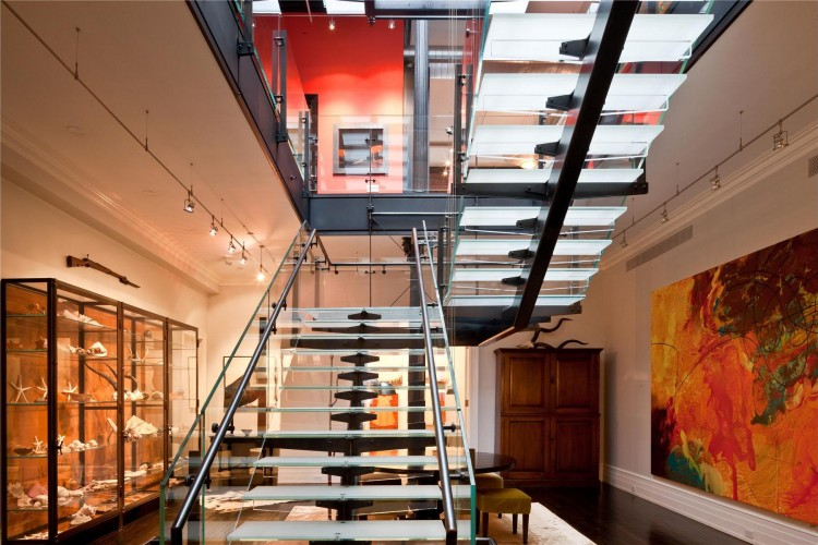 1862 Limestone Loft Mansion Tribeca New York