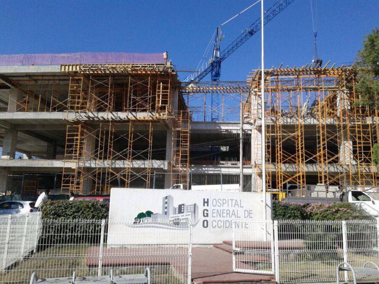 Al 50% la construcción del hospital geriátrico | Guadalajara | W Radio Mexico
