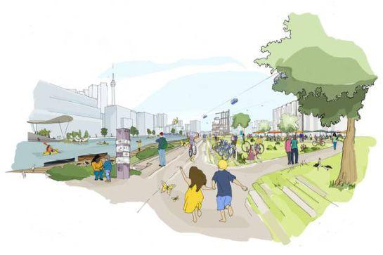 Google: Google construirá la primera 'smart city' en Canadá