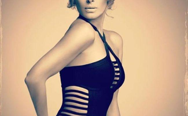 Galilea Montijo Impacta Con Sensual Bikini Sociedad W