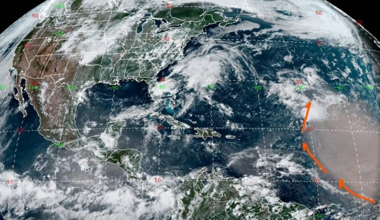 Nube de polvo del Sahara cubre parte del Caribe; podría llegar a ...