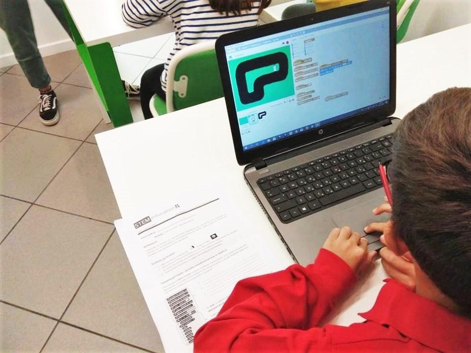 CodeAthon_Αθήνα_STEM Education