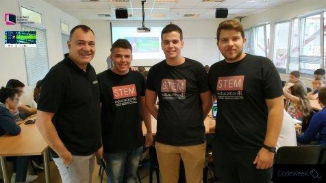 CodeAthon_Πάτρα_Ελληνικό Ανοικτό Πανεπιστήμιο 3