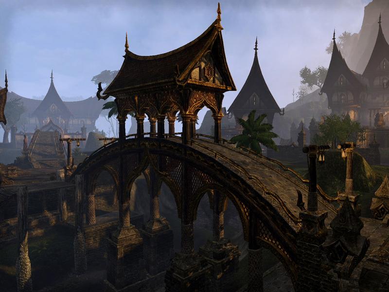 Elder Scrolls Online Rooster Screenshot
