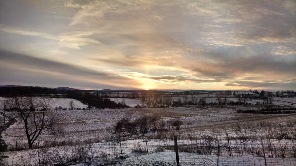 Sunset Jan2016