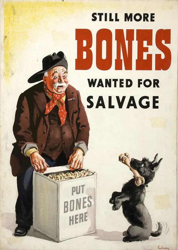 Still More Bones Wanted