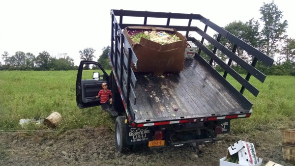 Harry Dump Truck