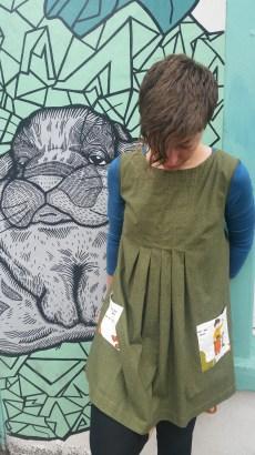 Stylish Dress Book 1: Dress E #1