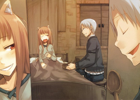 Spice and Wolf Best Anime List