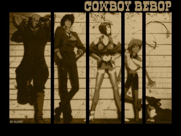 Cowboy Bebop Best Anime List