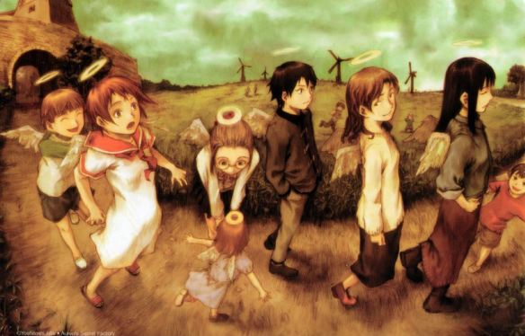 Haibane Renmei Best Anime List