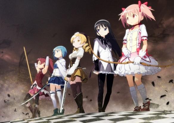 Madoka Magica Best Anime List