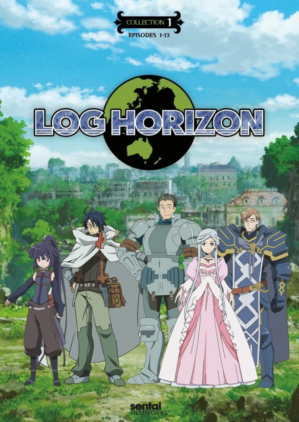Log Horizon