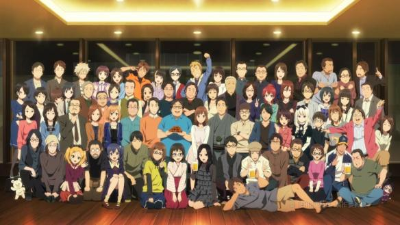 Shirobako Best Anime List