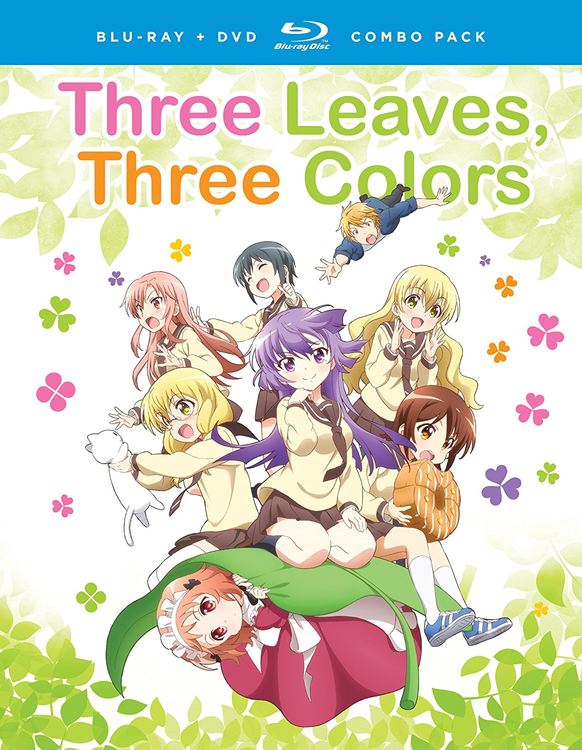 three leaves three colors wrong every time
