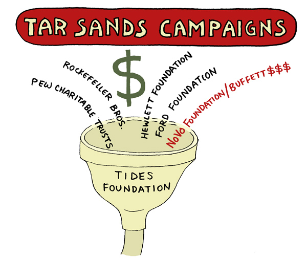 Tar Sands Illustration SM