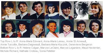 Ecole polytectnique massacre victims