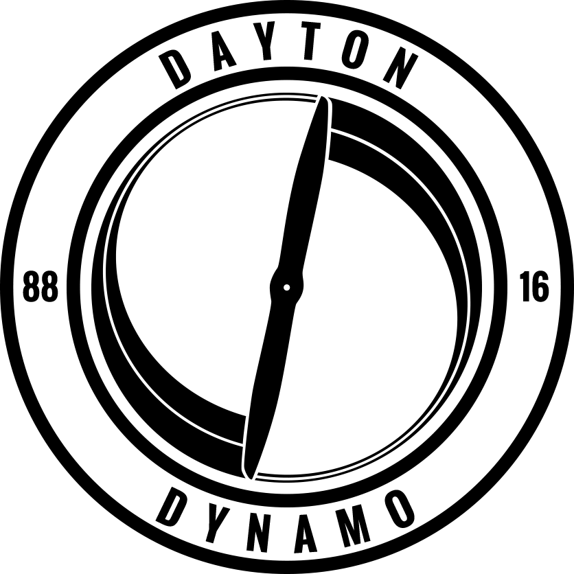 from the ground up: branding the new dayton dynamo