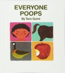 Image showing the front cover of the book Everyone Poops by Taro Gomi.