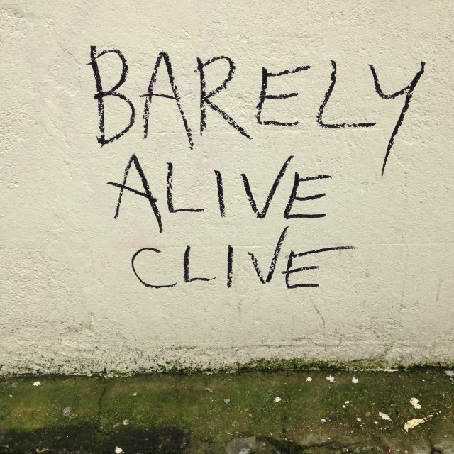 Barely Alive Clive on Wrong Way UK