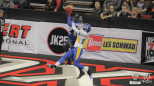 Jamar Howard scores one of his four touchdowns against the Tampa Bay Storm.