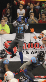 Yes, Jamar Howard scored more touchdowns against the Shock.