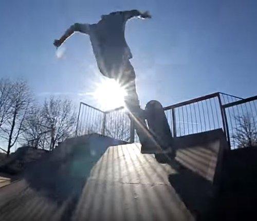 skate park three