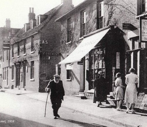 wrotham-high-st-1938