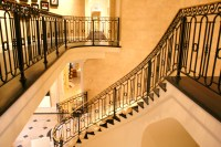 Wrought Iron Originals | Wrought Iron Outdoor Stair ...