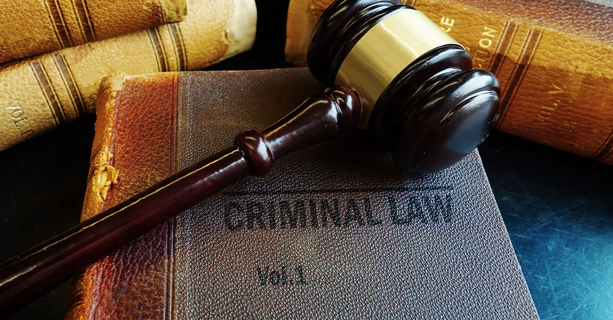 Accused Of A Crime? You Need A Defense Attorney