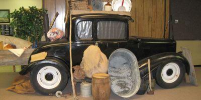 Great Depression Vehicle