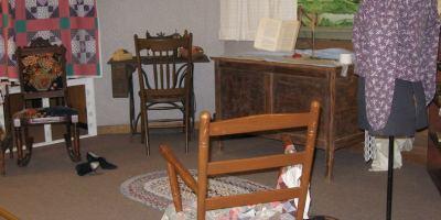 Sewing Room Display