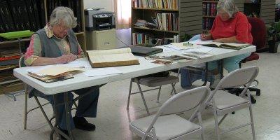 Volunteers Indexing