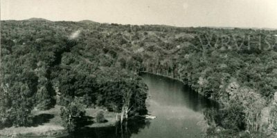 The White River, Taney County, Missouri