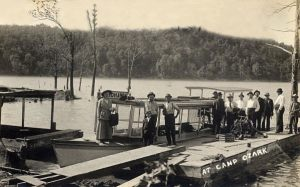 Camp Ozark Boaters on Lake Taneycomo