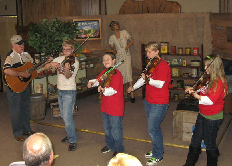 Possum Holler Fiddlers