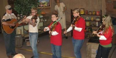 Possum Holler Fiddlers