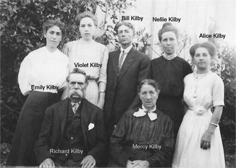 The Richard Kilby Family