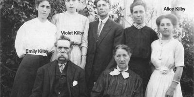 The Richard Kilby Family