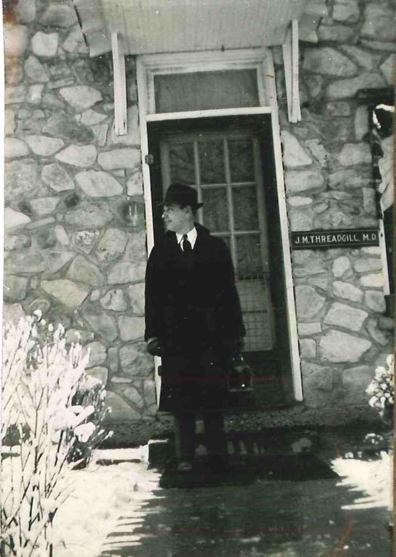 Doctor J.M. Threadgill