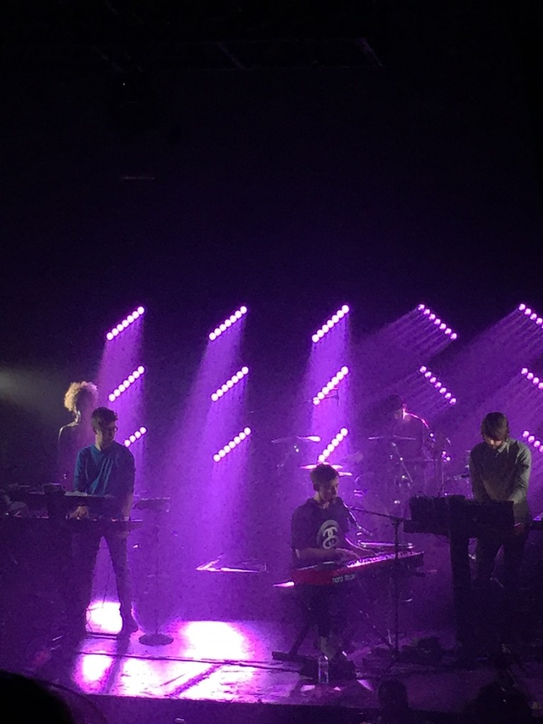 Years & Years plays at London club Heaven, 3/6/15.