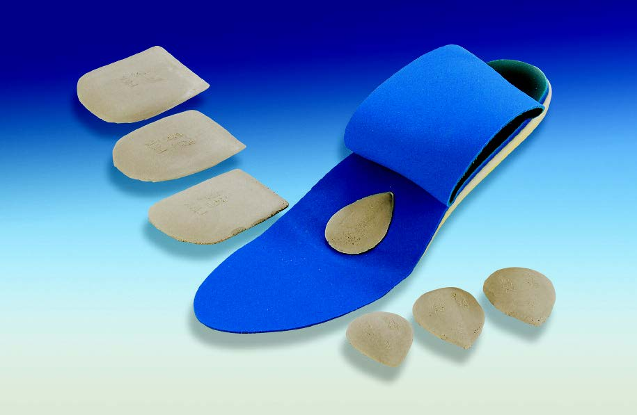 Metatarsal Pads and Bars (XXXSO / XXXMO)