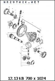 Jak jest mocowana flansza skrzyni biegów?